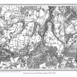 Catherington Map 1810