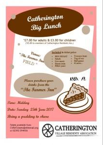 Big Lunch 17 flyer